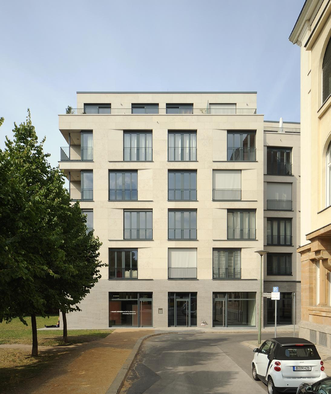 humboldtpalais am hegelplatz berlin mitte kampmann architekten gmbh. Black Bedroom Furniture Sets. Home Design Ideas
