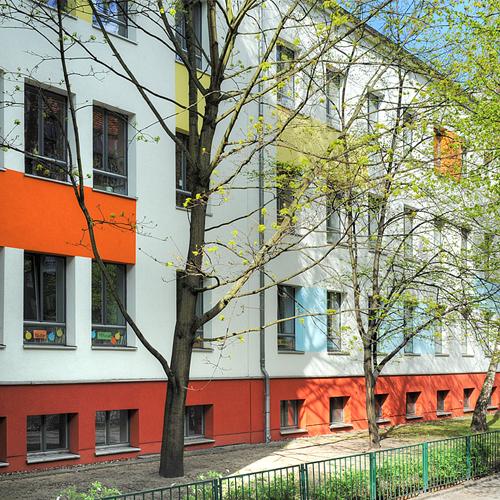 kindertagesst tte gartenstr berlin mitte kampmann architekten gmbh. Black Bedroom Furniture Sets. Home Design Ideas
