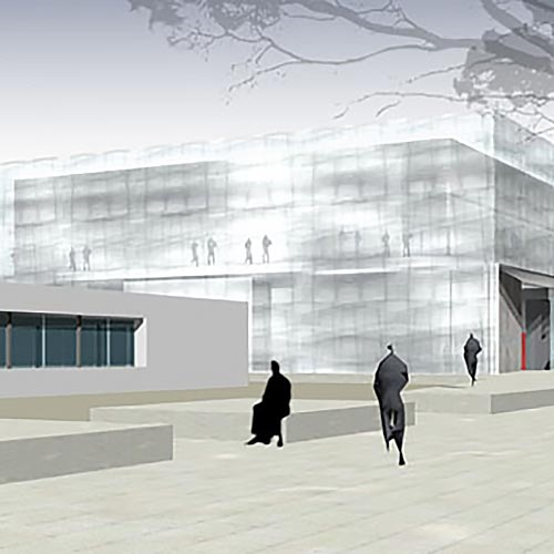 Galerie der Gegenwart, Saarbrücken