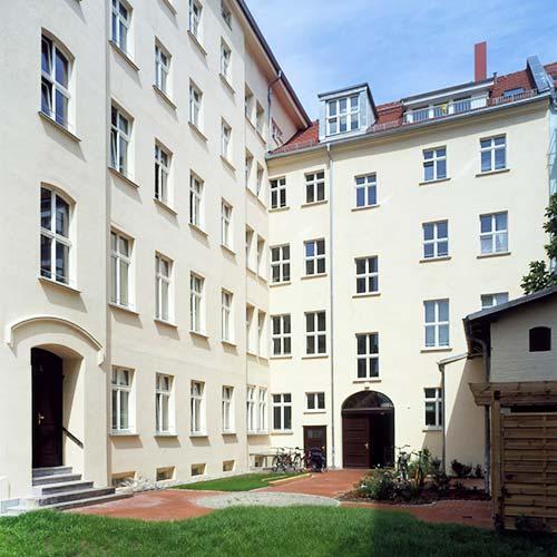 Marienstr. 14, Berlin-Mitte © Wagenzik