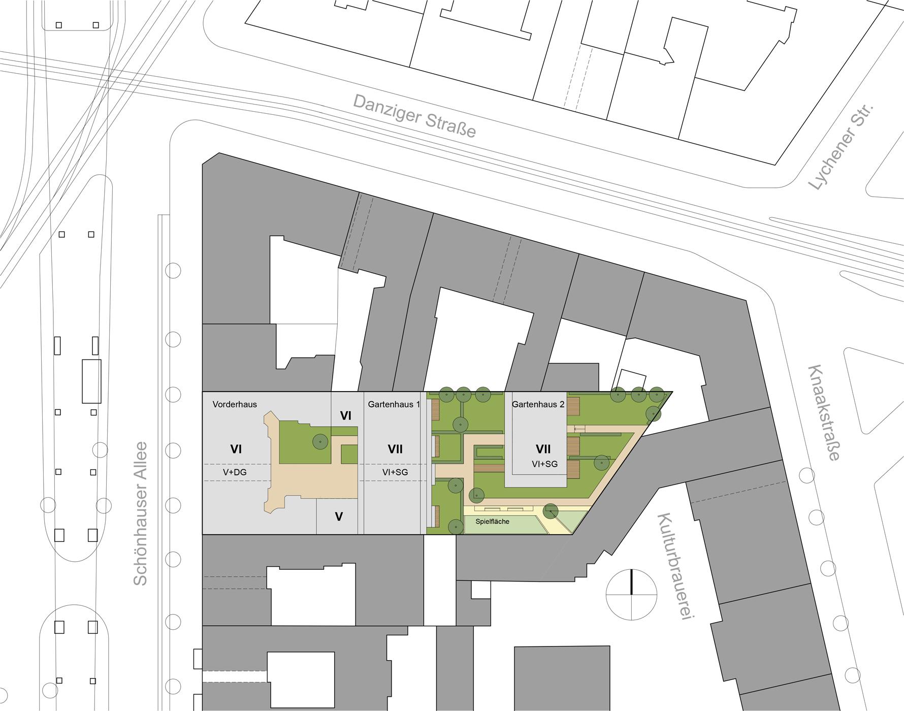 wohnen an der kulturbrauerei berlin prenzlauer berg kampmann architekten gmbh. Black Bedroom Furniture Sets. Home Design Ideas