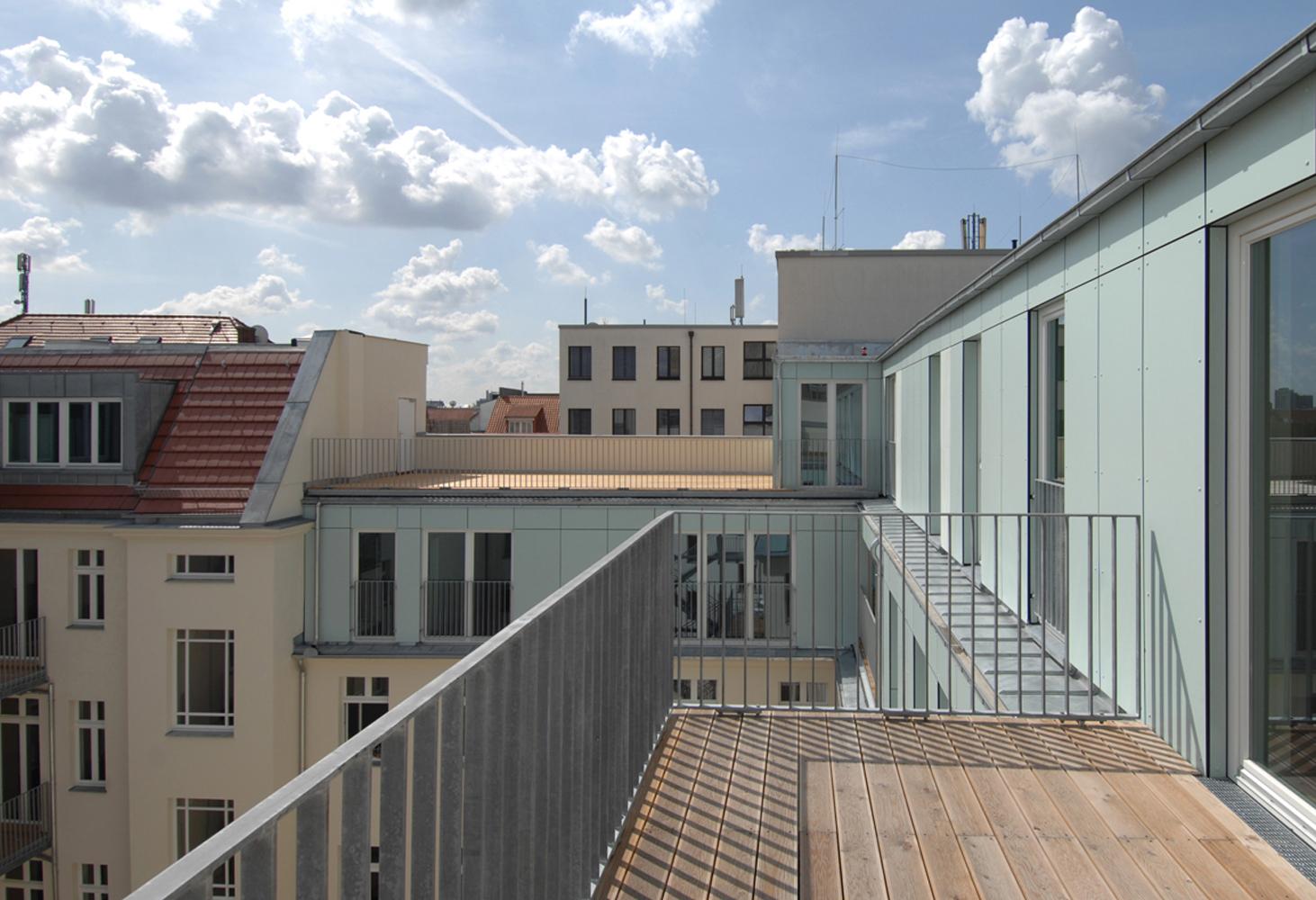 Luisenstr. 45 - Hof