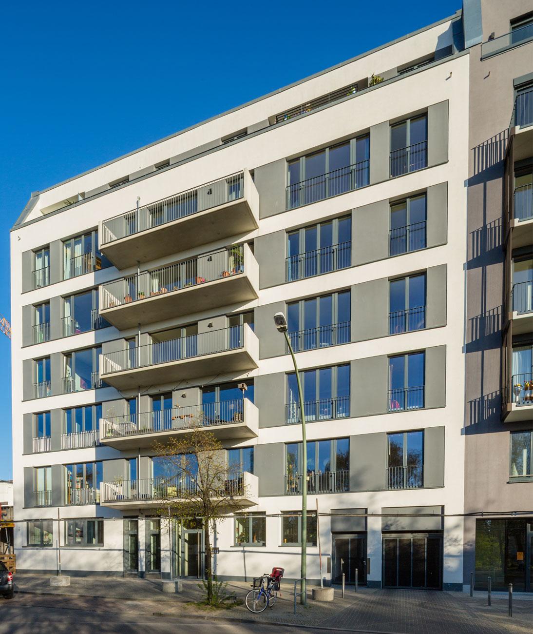 Baugruppenprojekt Boyenstraße 30 - Foto © Zeitort  J. Hohmuth