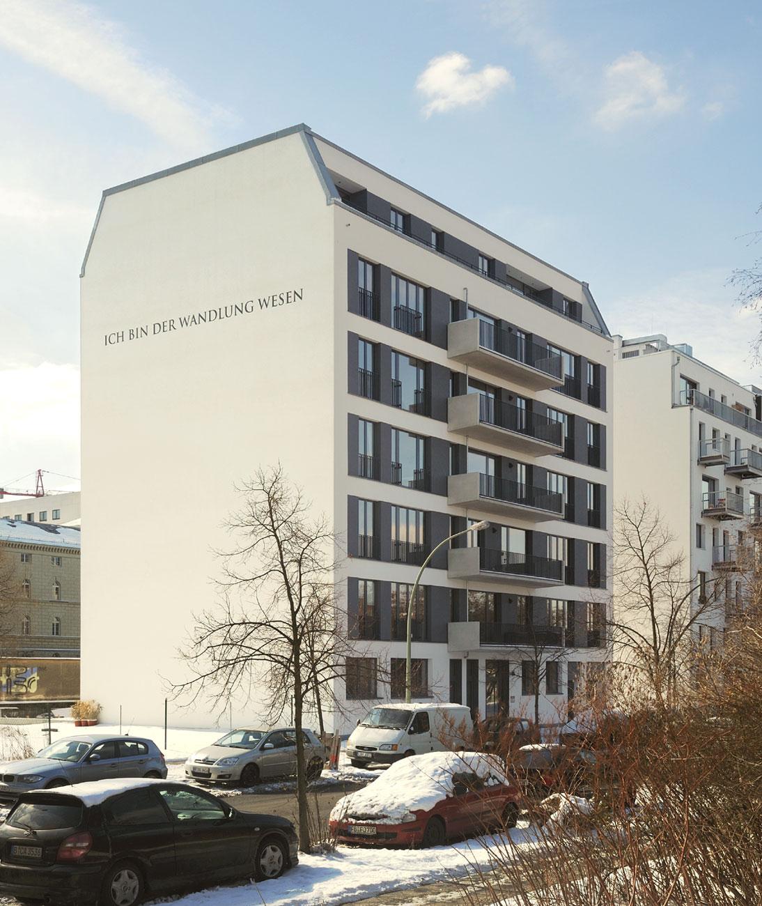 Baugruppenprojekt Boyenstraße 30 - Foto: © T. Kwiatosz