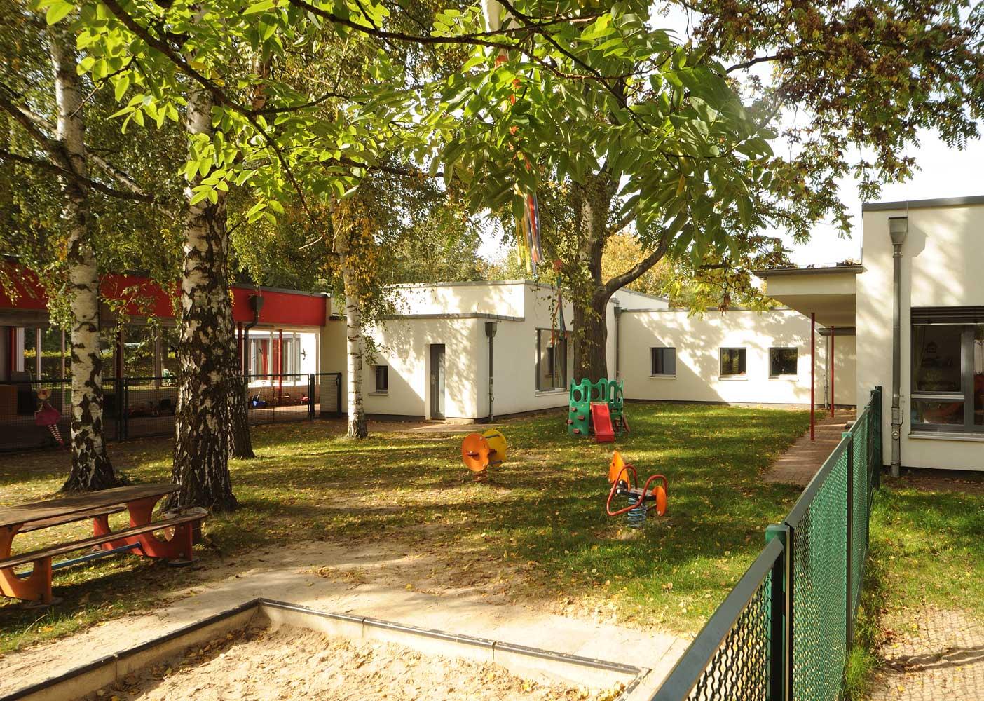 Kindertagesstätte Afrikanische-Str. Berlin Wedding