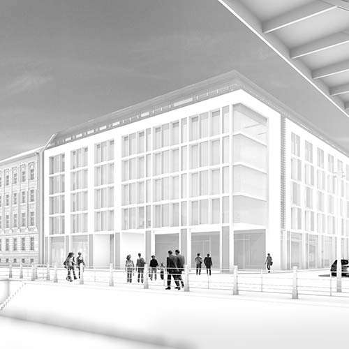 Pergamon Palais, Berlin-Mitte