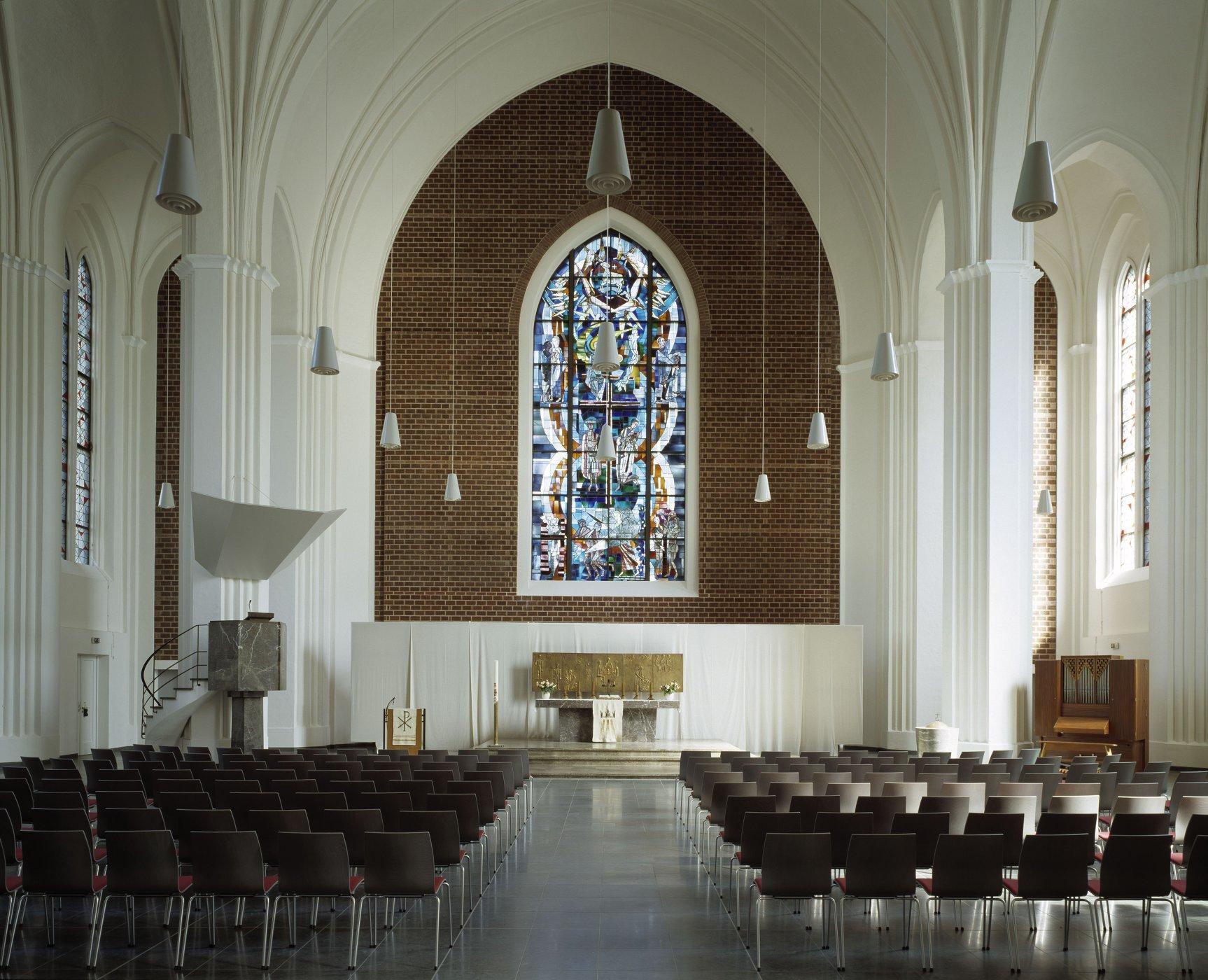 Heilandskirche Altar (© C.Gahl)