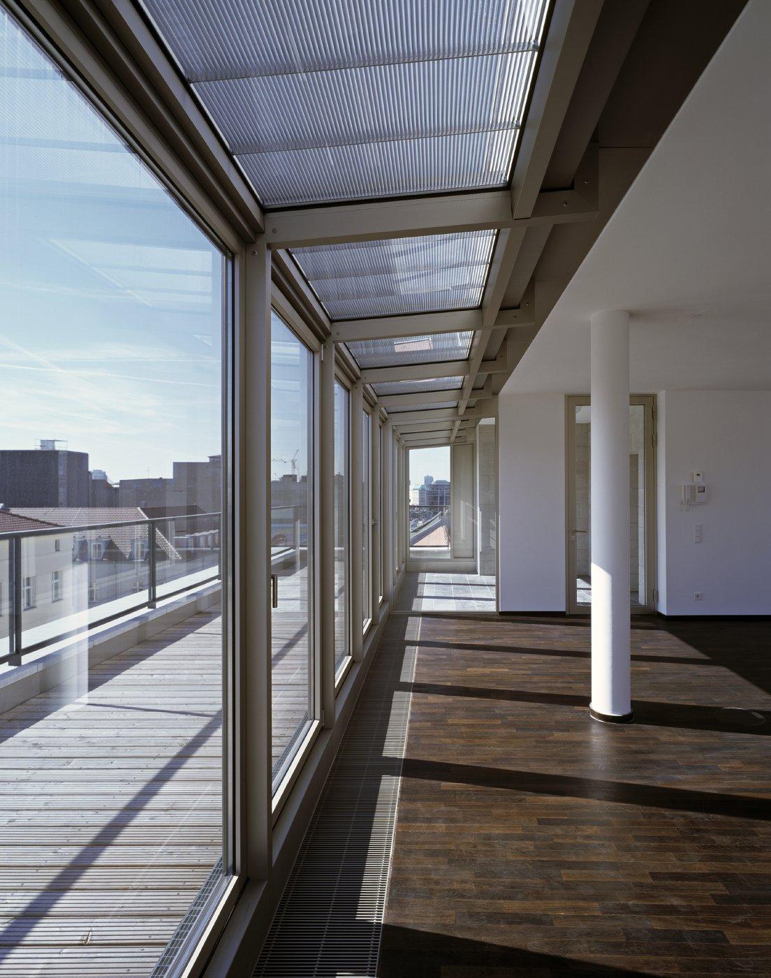 Dachwohnung (© C. Gahl)