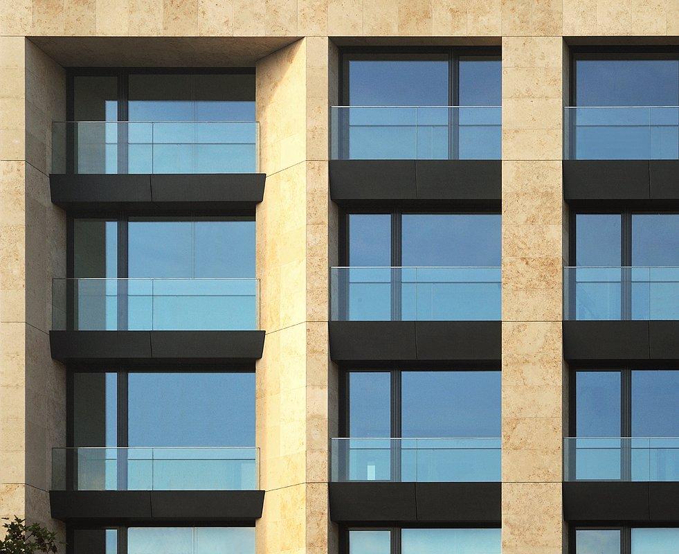 Chausseestr. 88 - Fassade Detail  (© T. Kwiatosz)