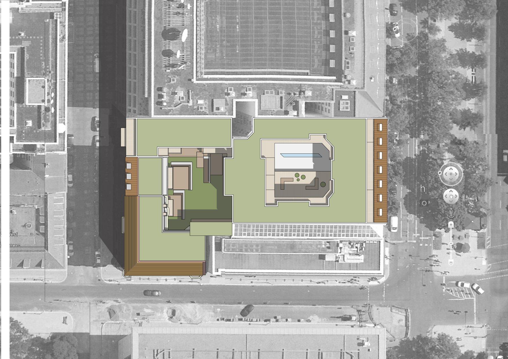 Unter den Linden 40 - Lageplan