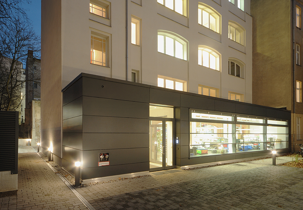 Berlinicke Str - Innen 1  (© Dölle)