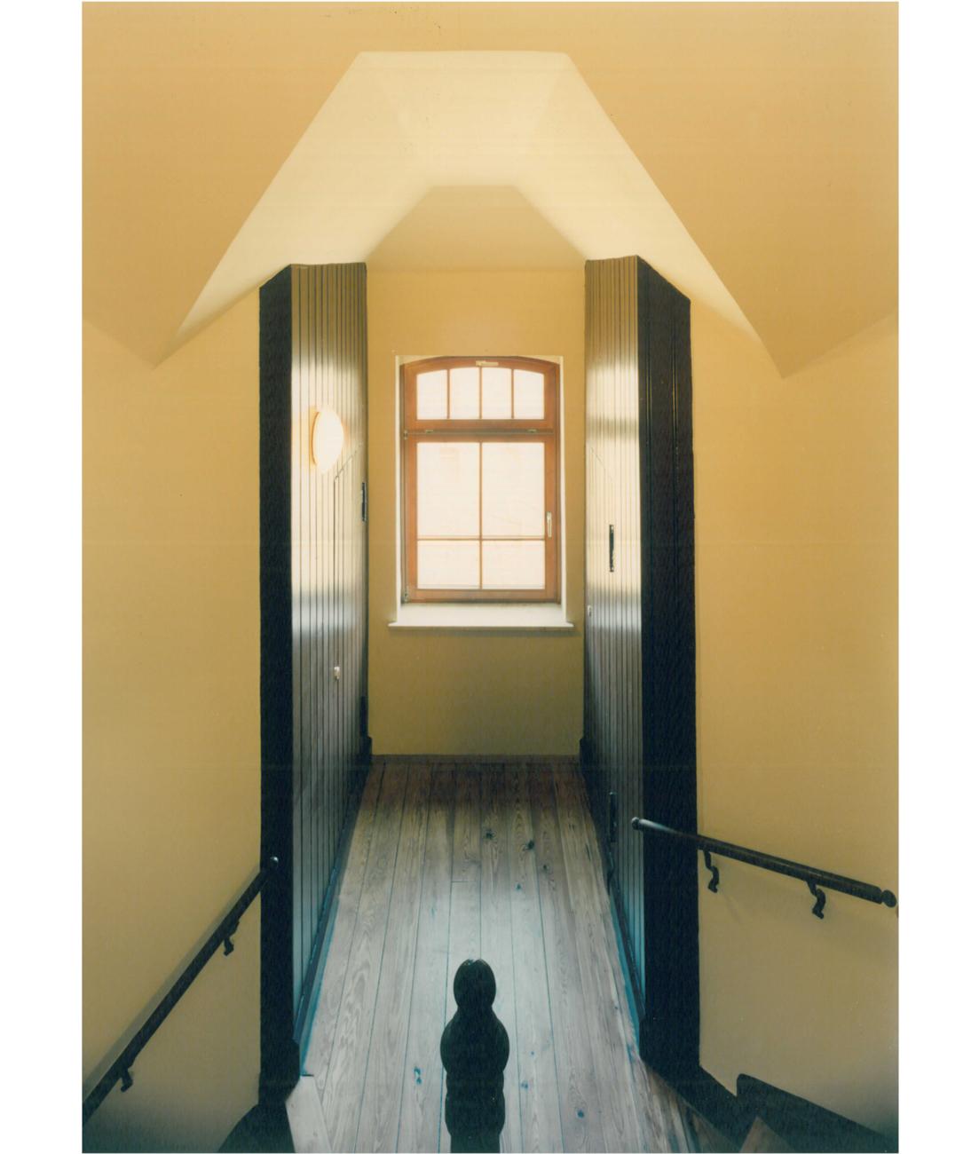 Meyer'sche Häuser - Treppenhaus © M. Kluge