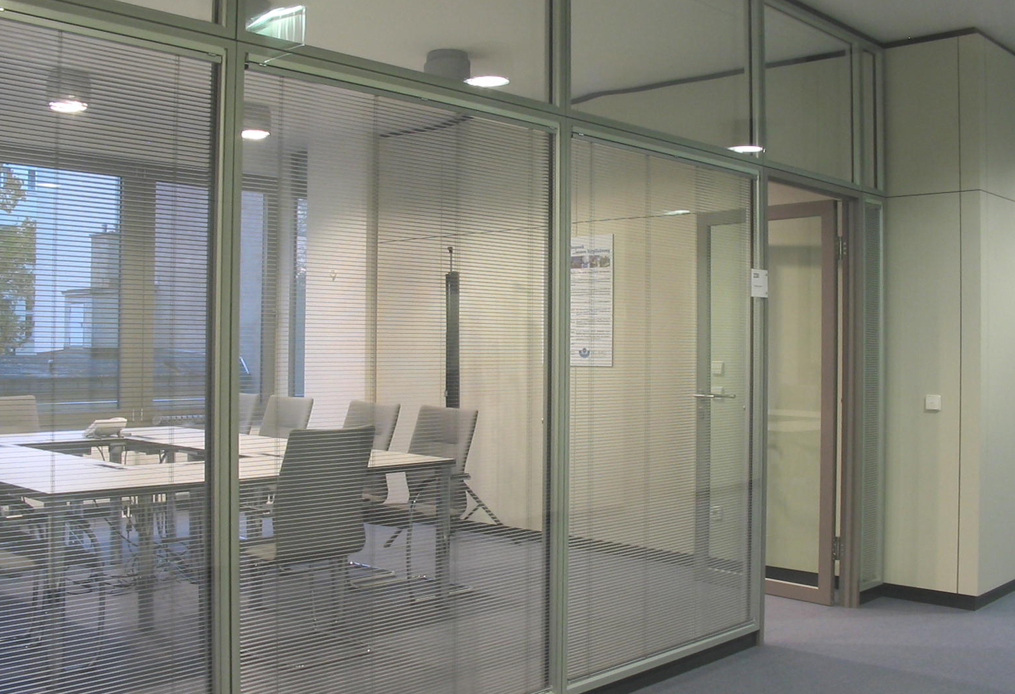 BG Bau - Treppenhaus (© K+A GmbH)