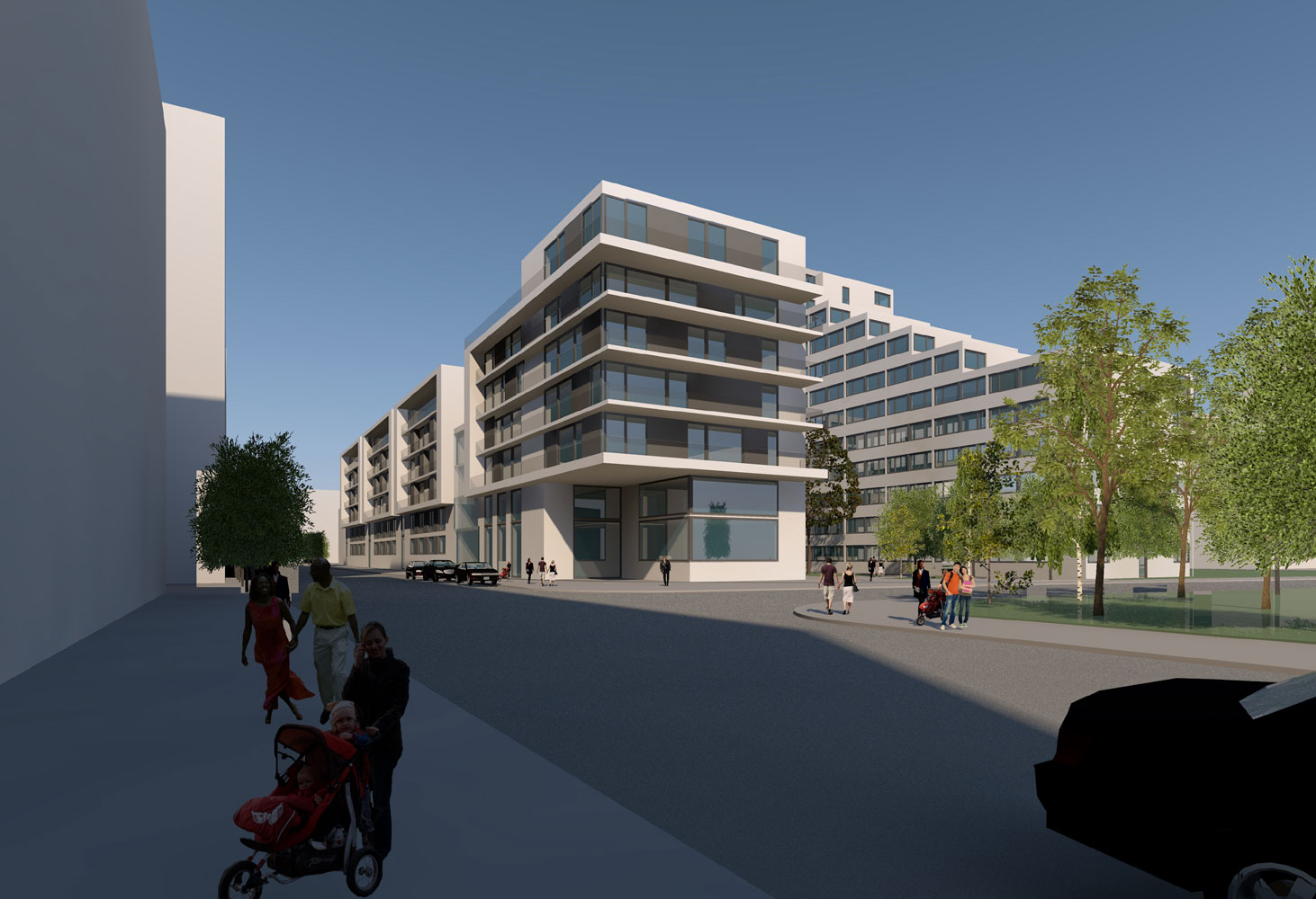 Visualisierung Kampmann+Architekten GmbH, J. Stellwag